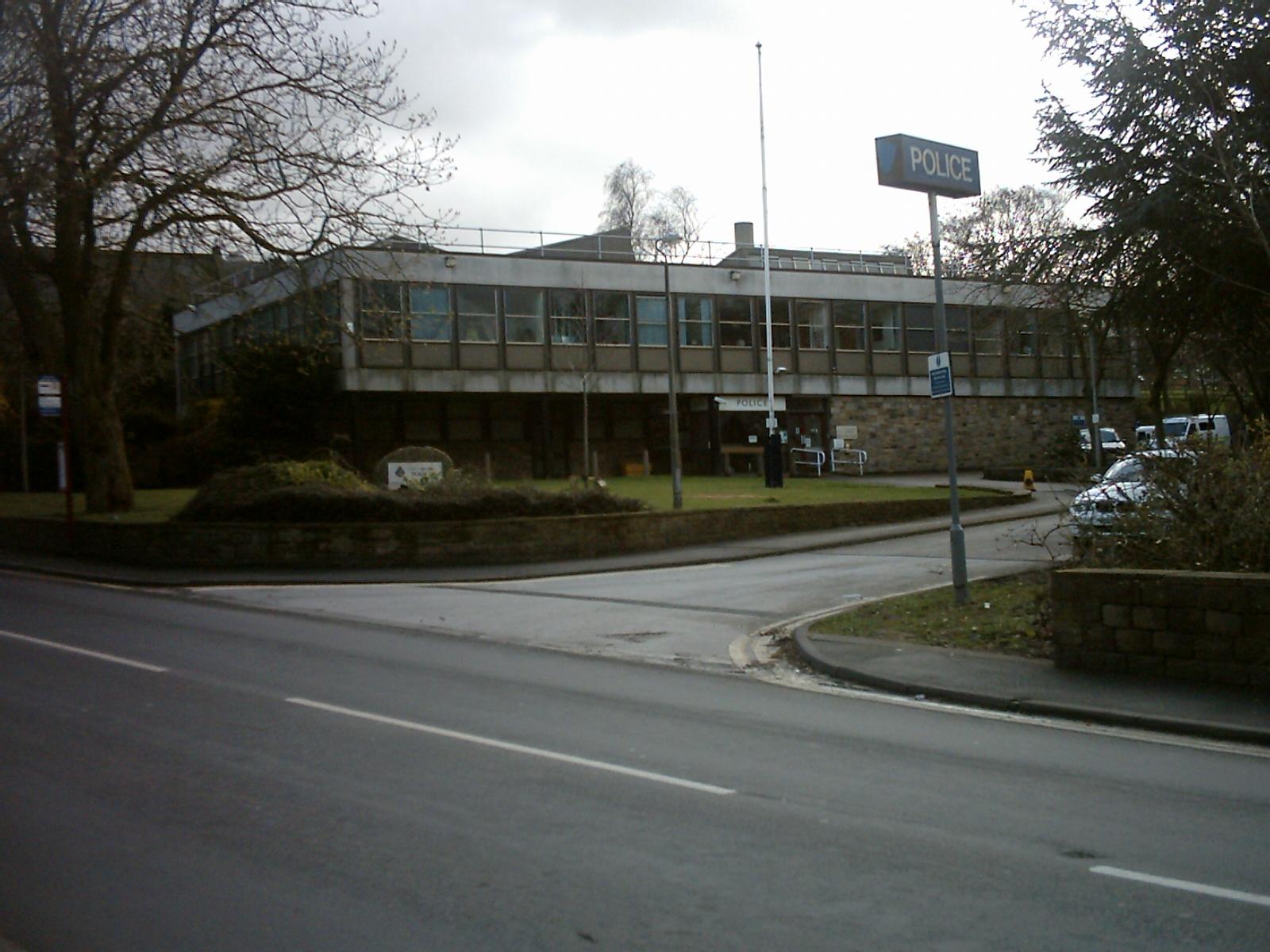 Otley Police Station