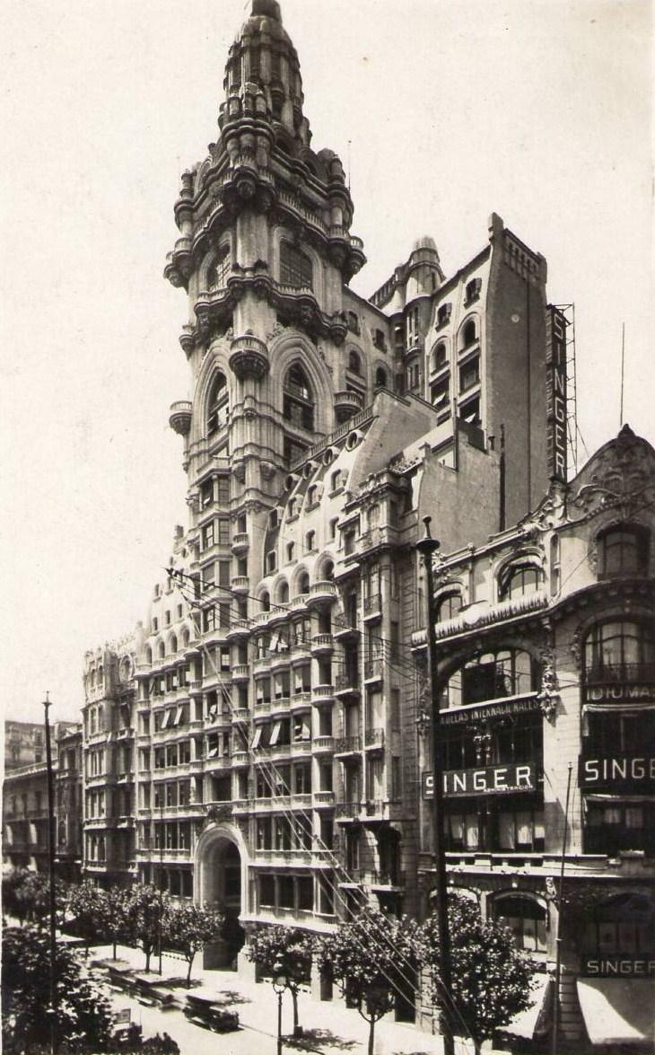 Image result for palacio barolo 1920