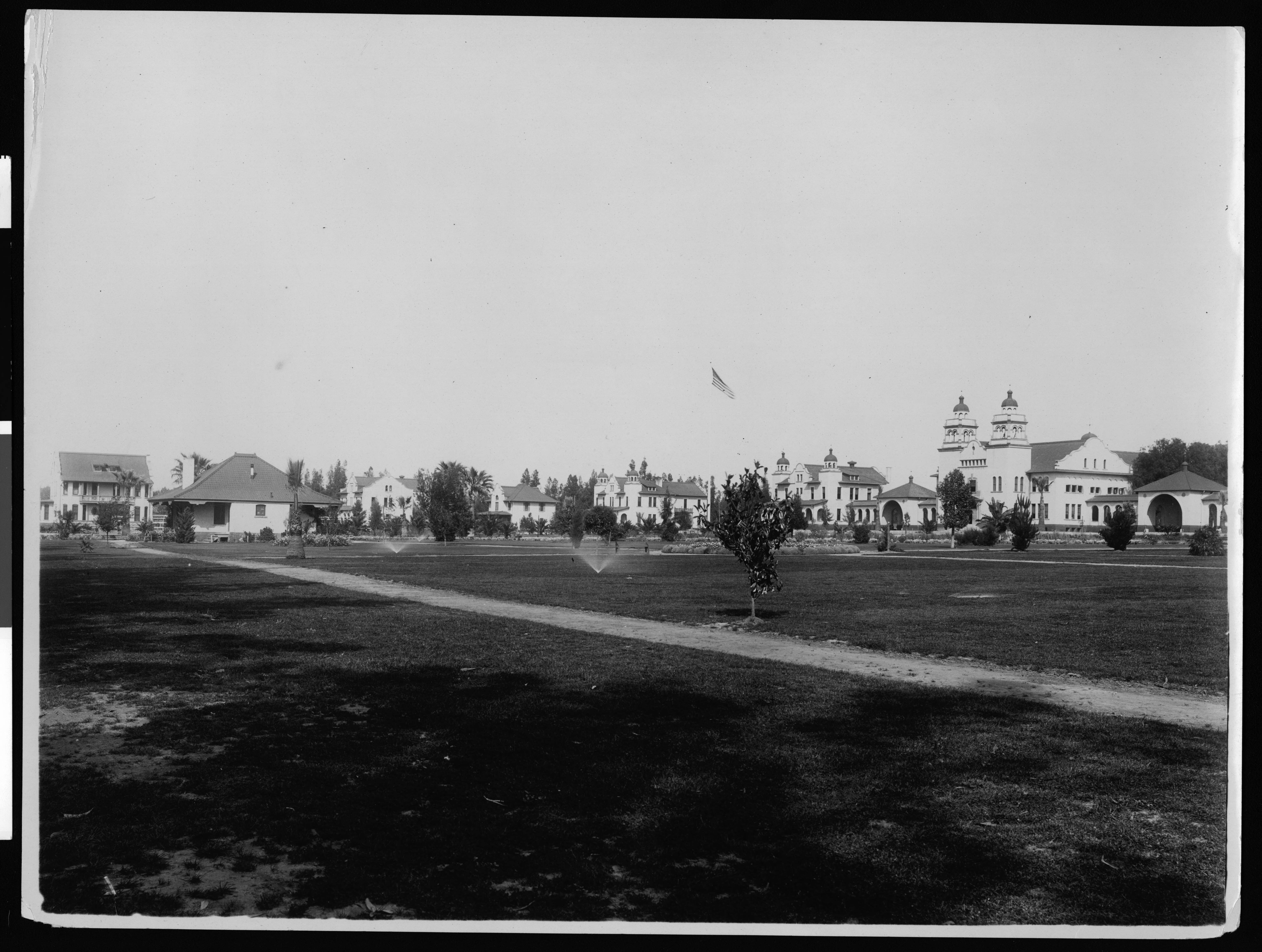 File Panoramic View Of The Sherman Indian School In