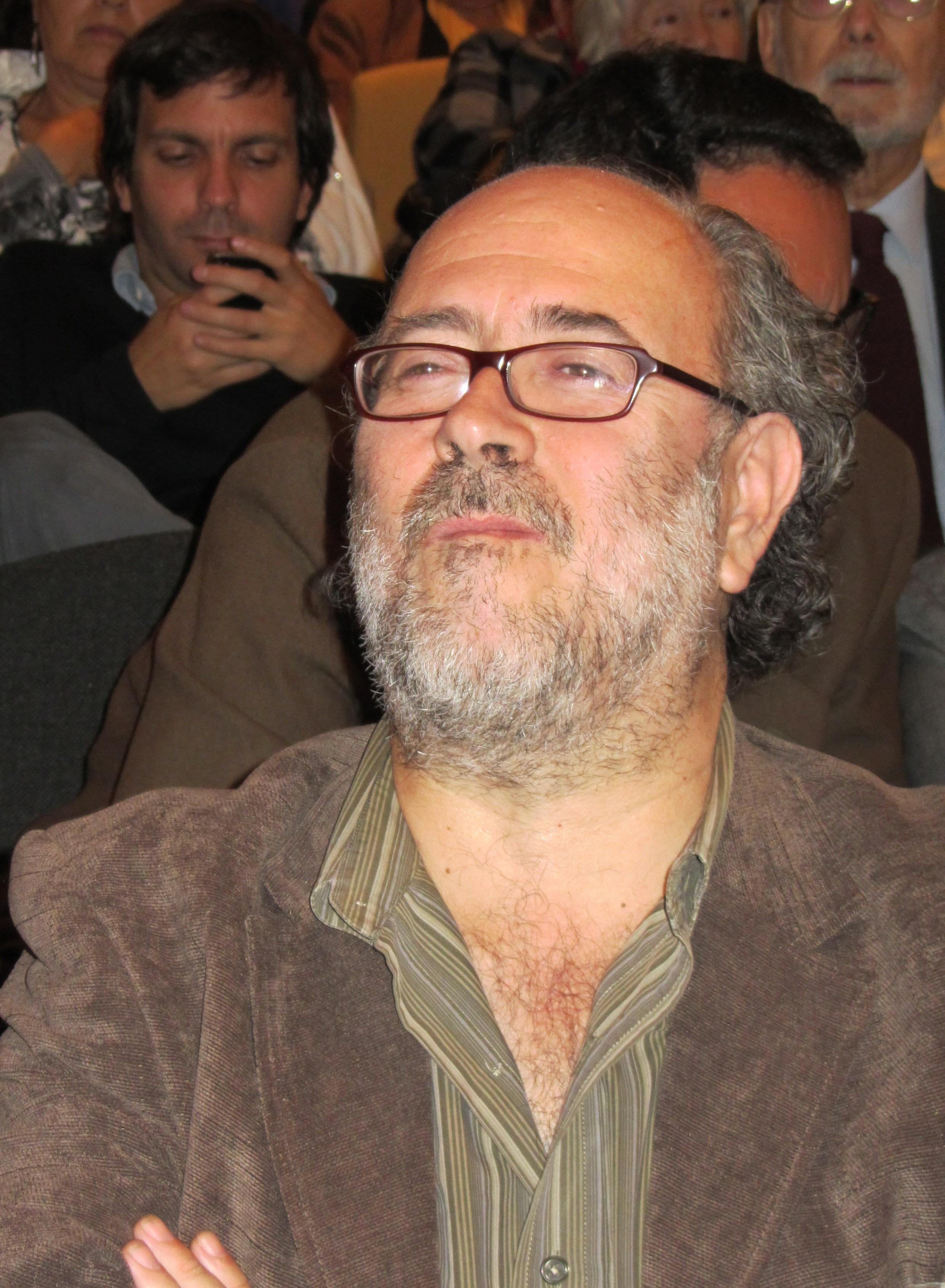Eduardo Peralta, abril de 2013