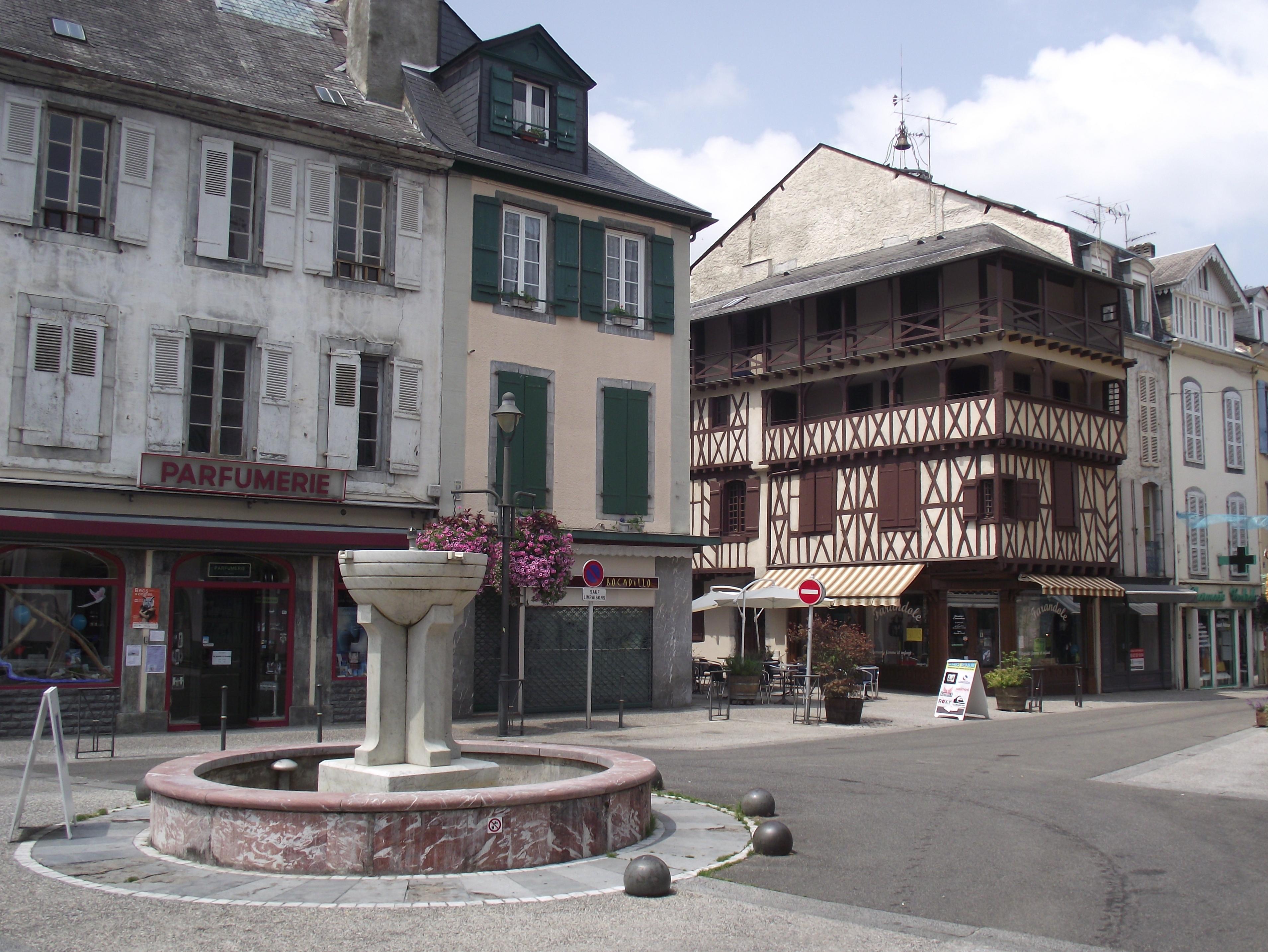 Place Centre Ville Nantes