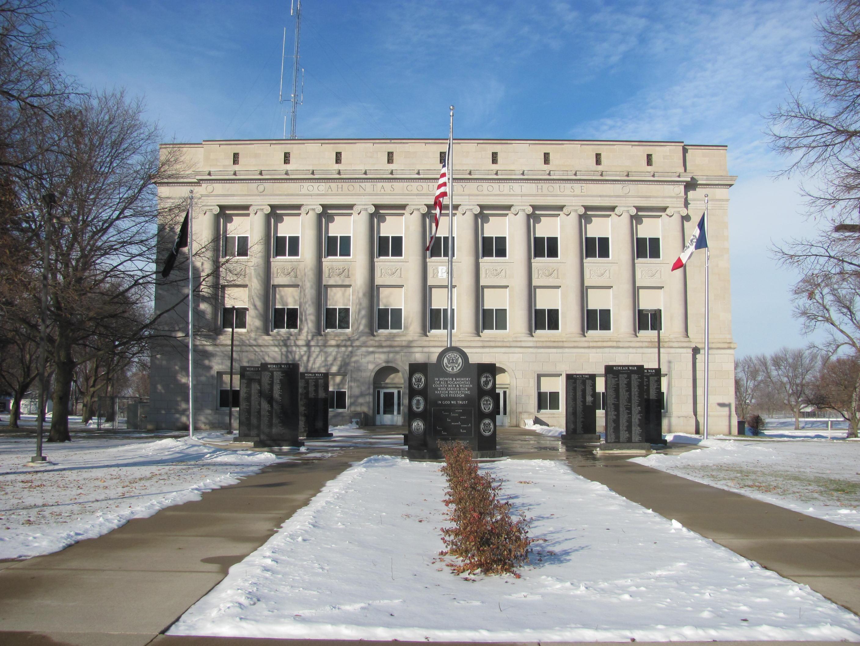 Pocahontas County Iowa Wikipedia