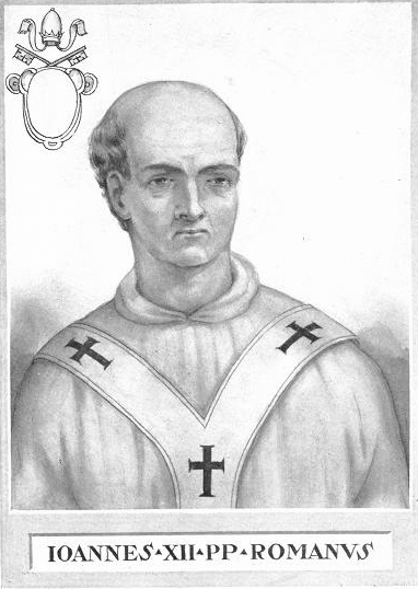 Image result for PAPA JUAN XII