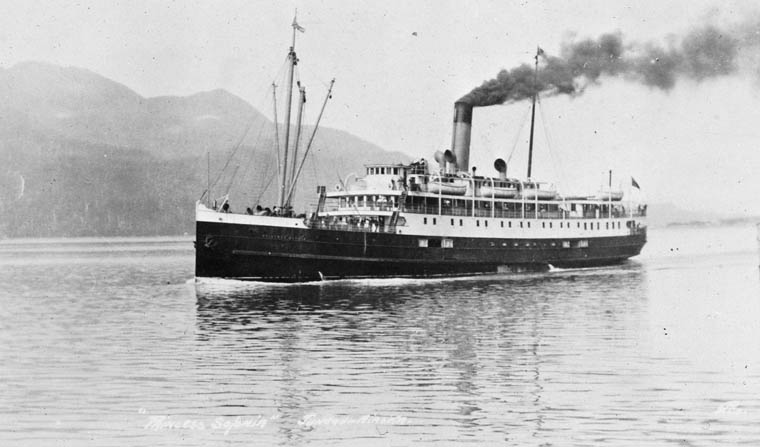 Steam Ships By Colton Harmon Amp Stephen Vervaeke Thinglink