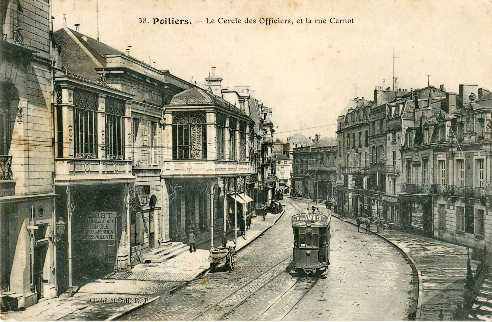 Chatellerault Vieille Ville