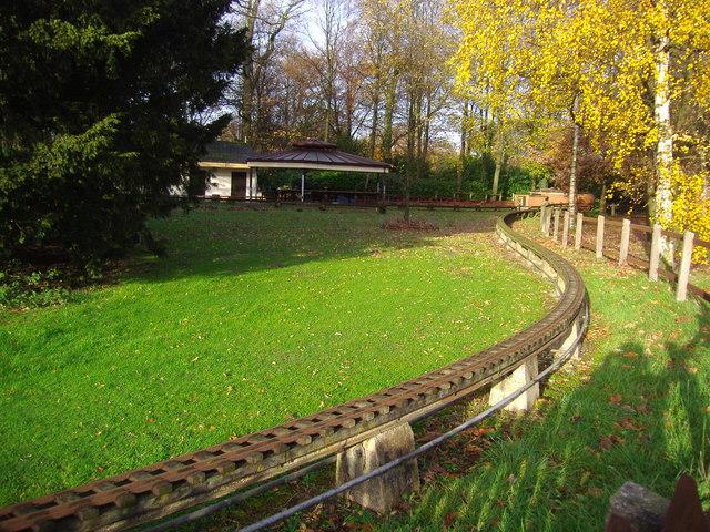 Railway Worden Park