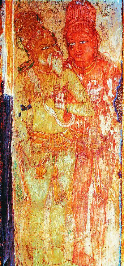 Rajaraja mural