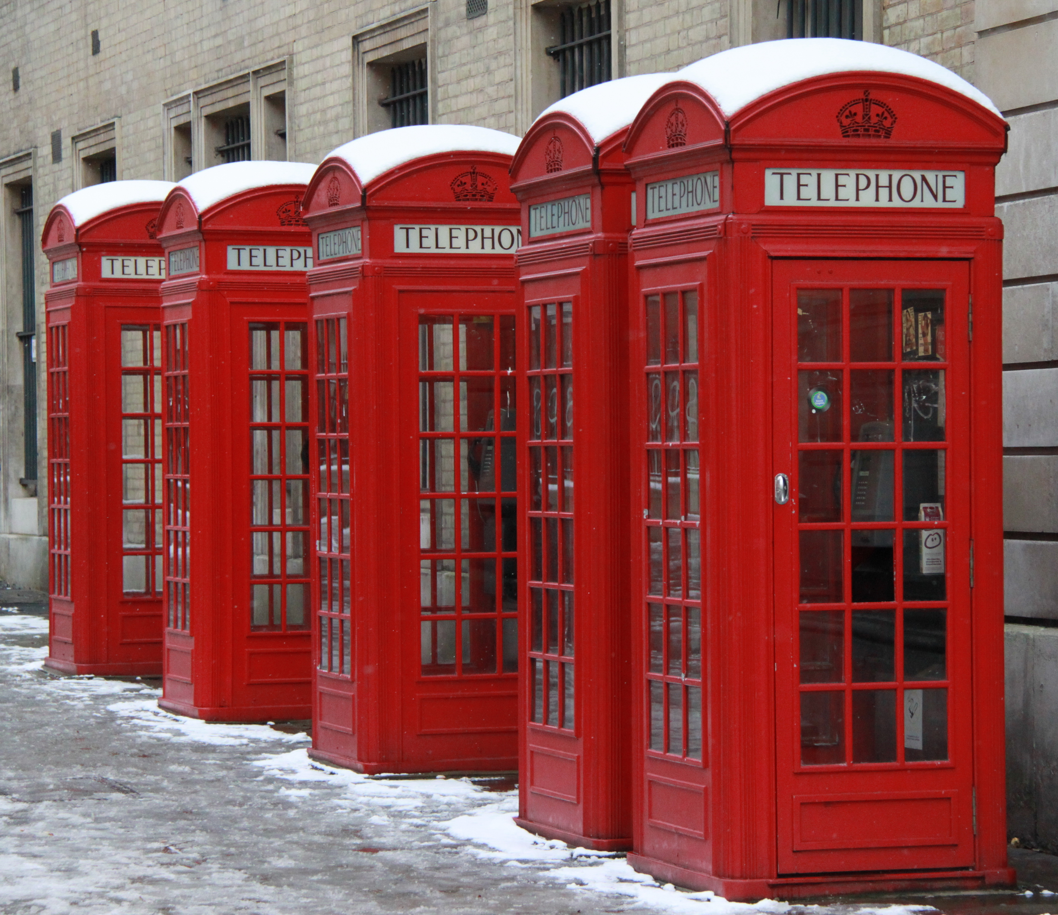 Image result for covent garden telephone boxes