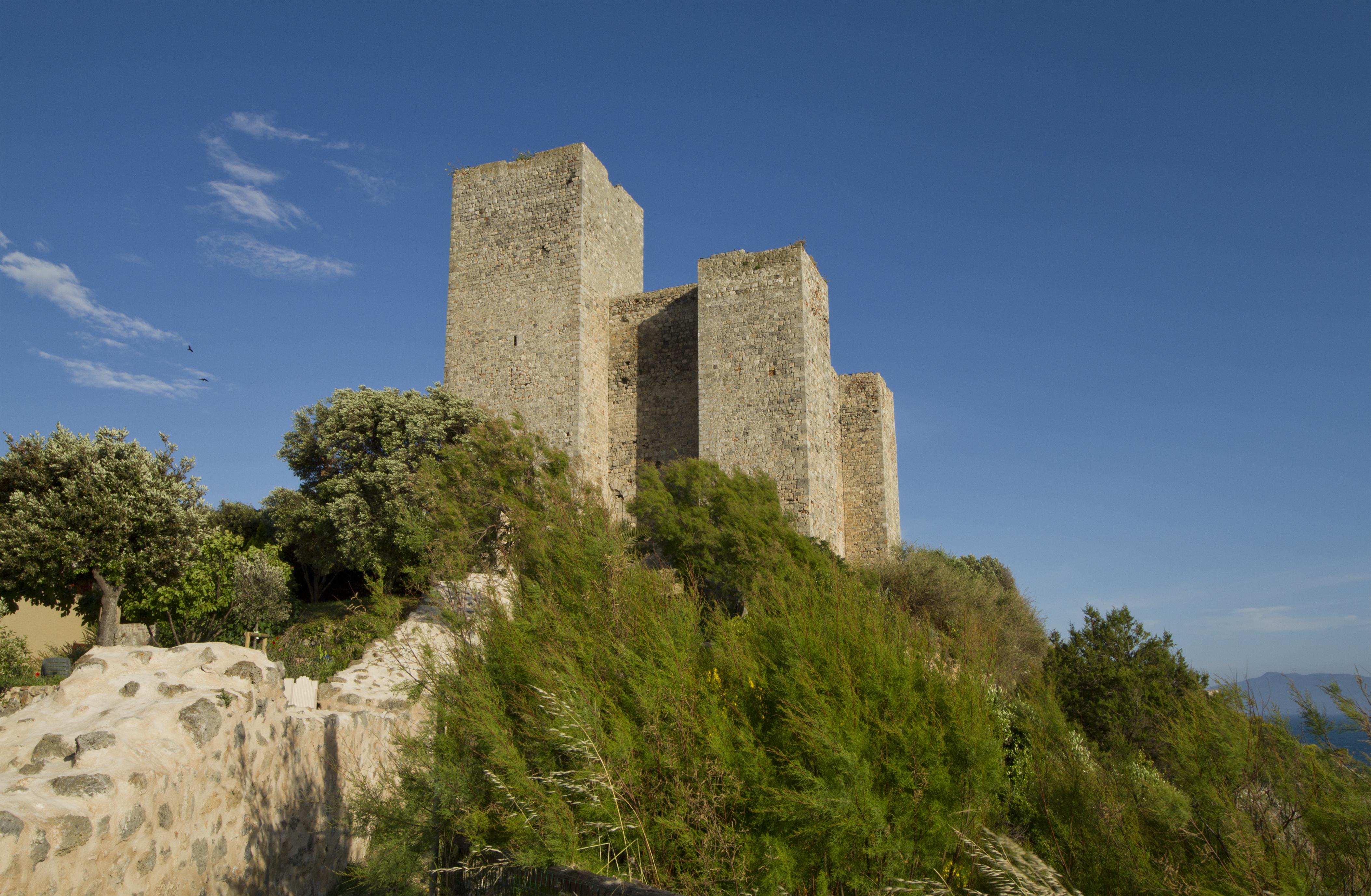 Rocca di Talamone, Talamone, Grosseto, Italy