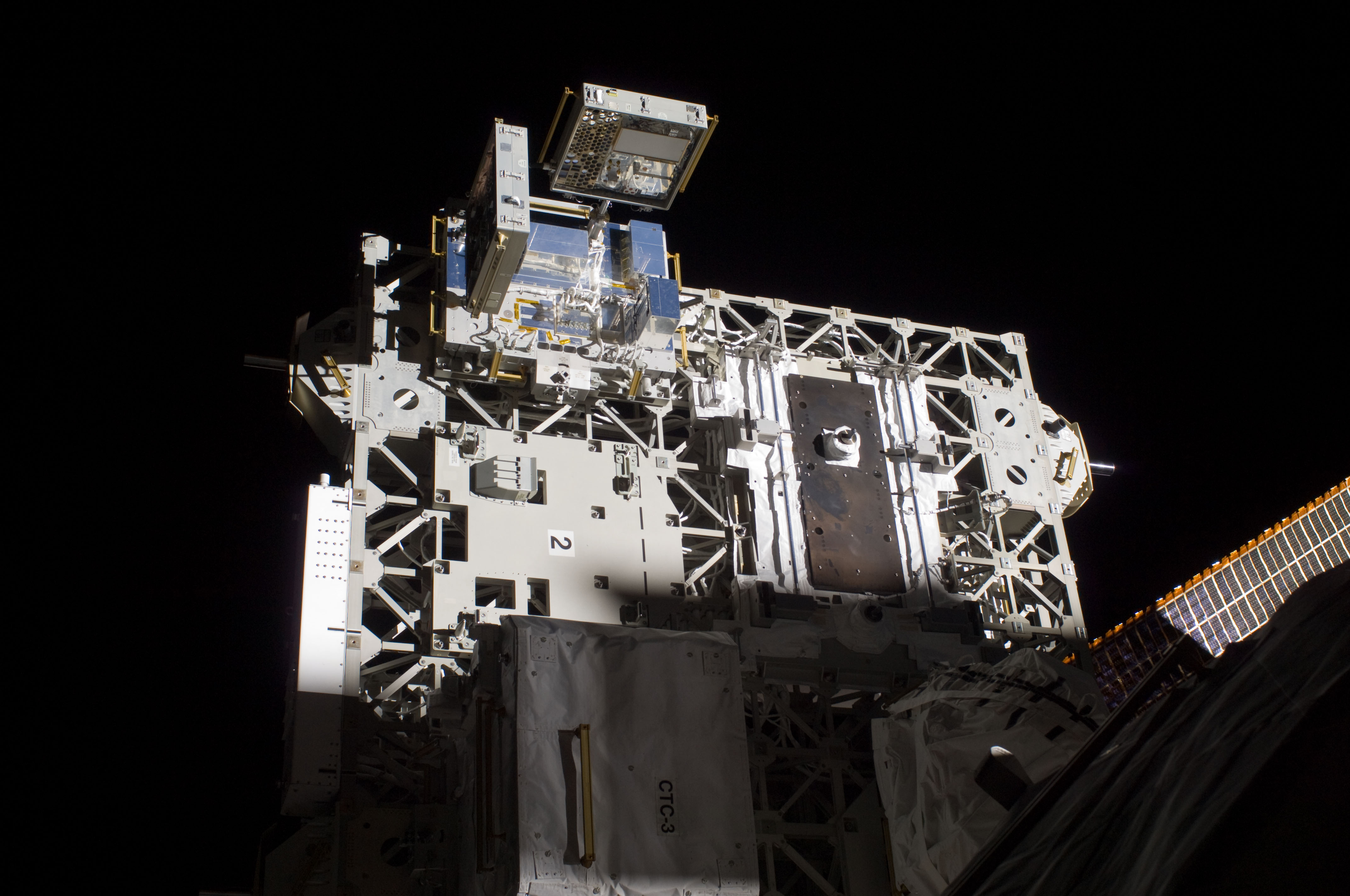 Ppt building the international space station for When was the international space station built