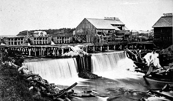 Saint Anthony Falls