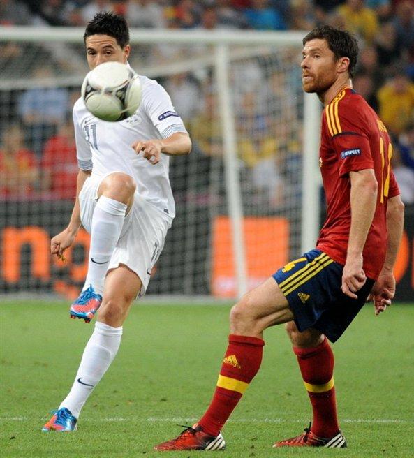 гол насри на евро 2012: