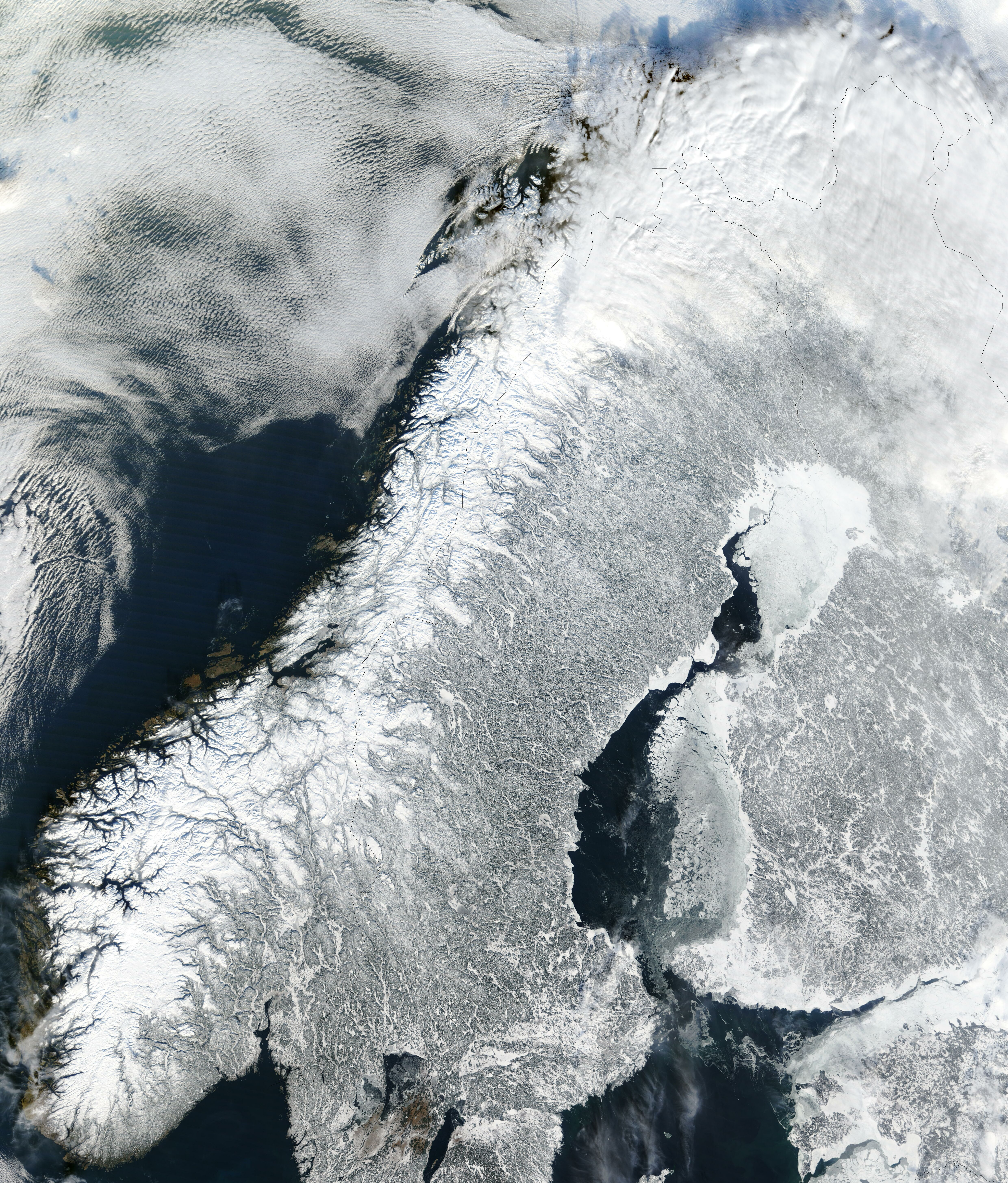 Atlas Of Norway Wikimedia Commons - Norway glacier map