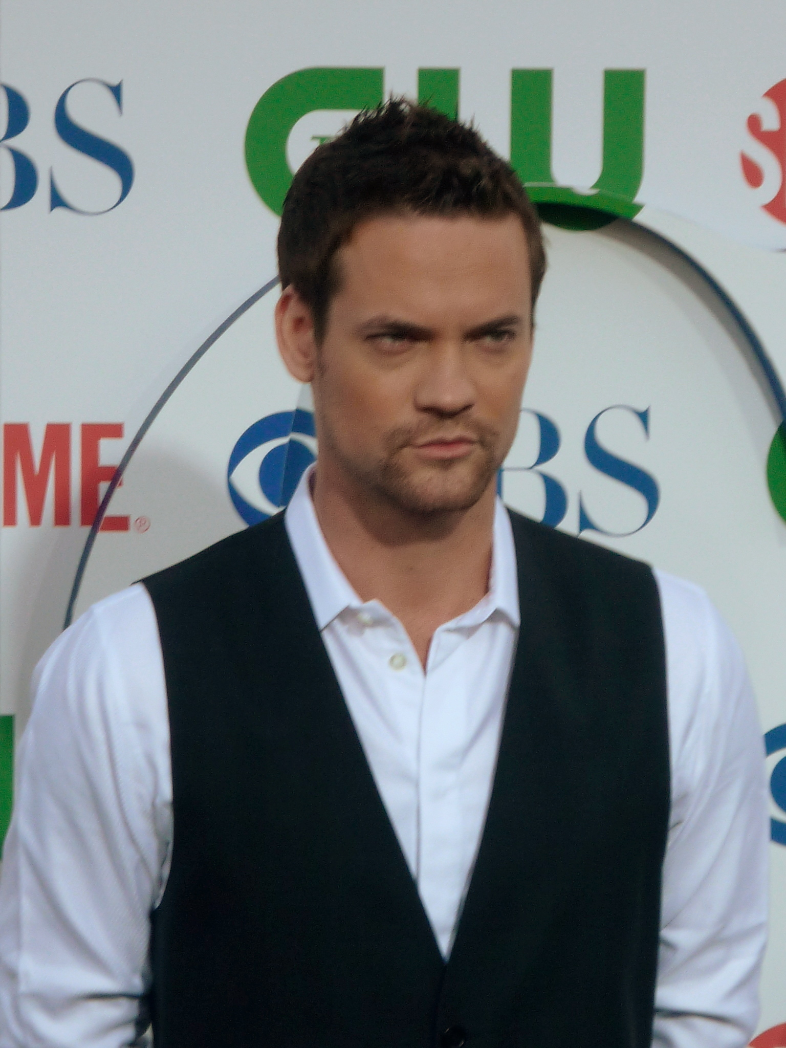 Shane West West at the CBS Summer