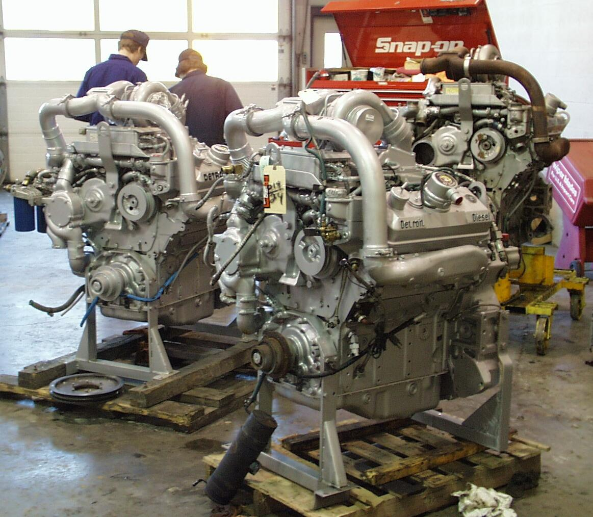 Detroit Diesel Series 92 - Wikipedia