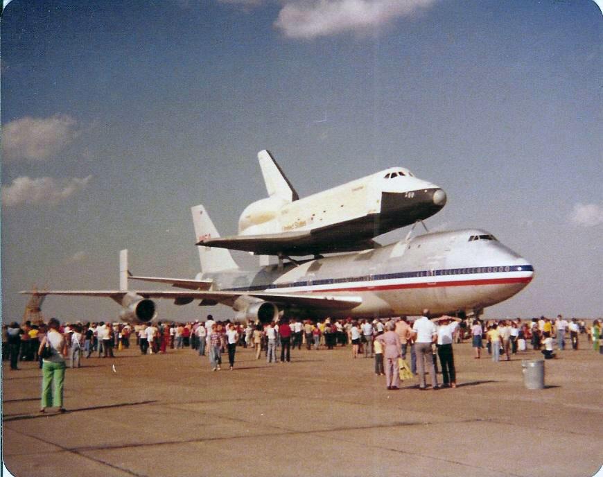space shuttle enterprise cockpit - photo #34