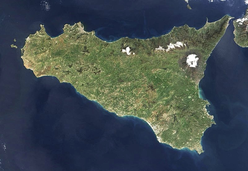 Sisilia Wikipedia