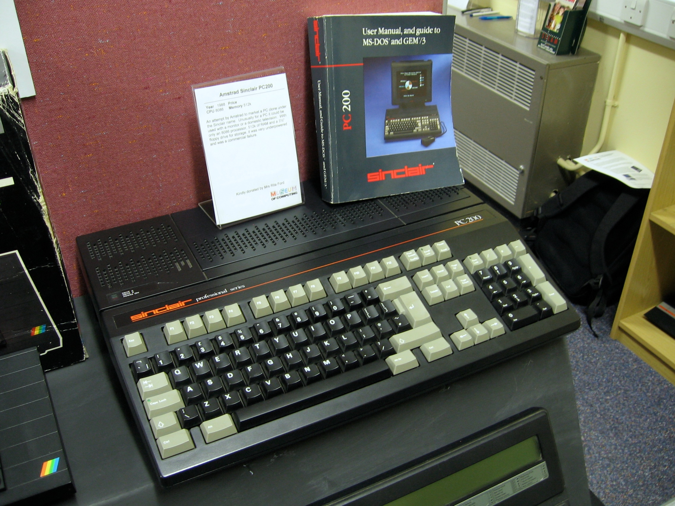 amstrad user manual