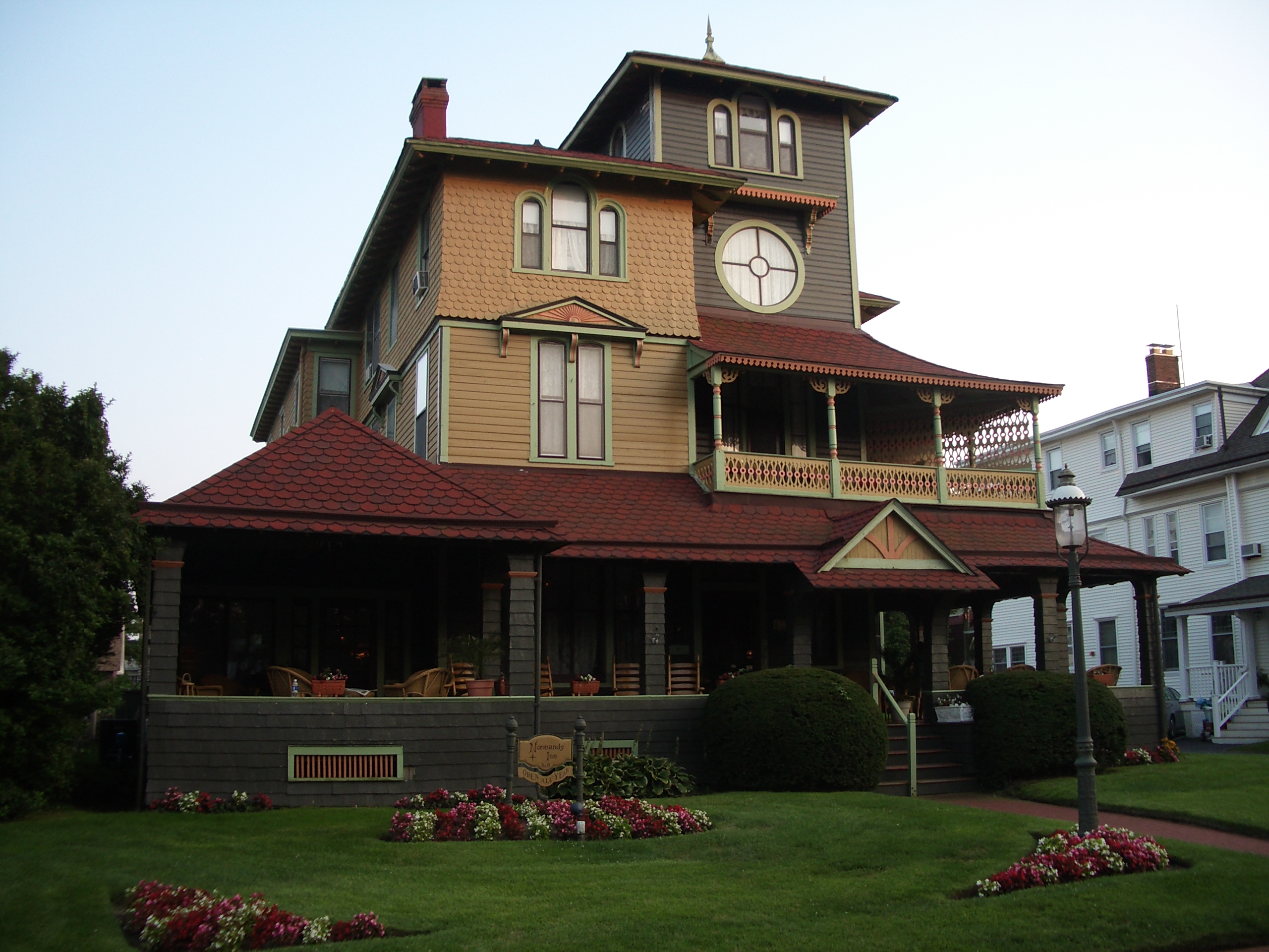 Victorian Reflections Bed And Breakfast Canisteo Ny : West hudson rail sail port jervis atlantic city