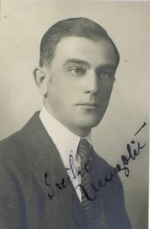 Image of Srecko Magolic from Wikidata