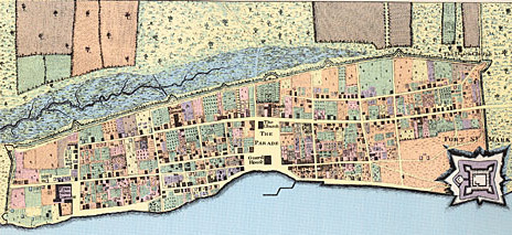 st augustine florida map pdf