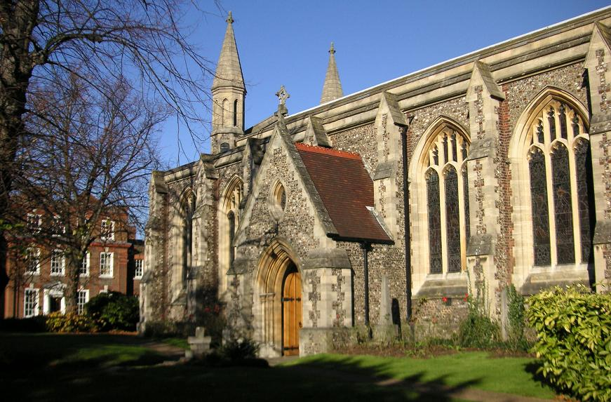 Church of St Peter, St Albans - Wikipedia