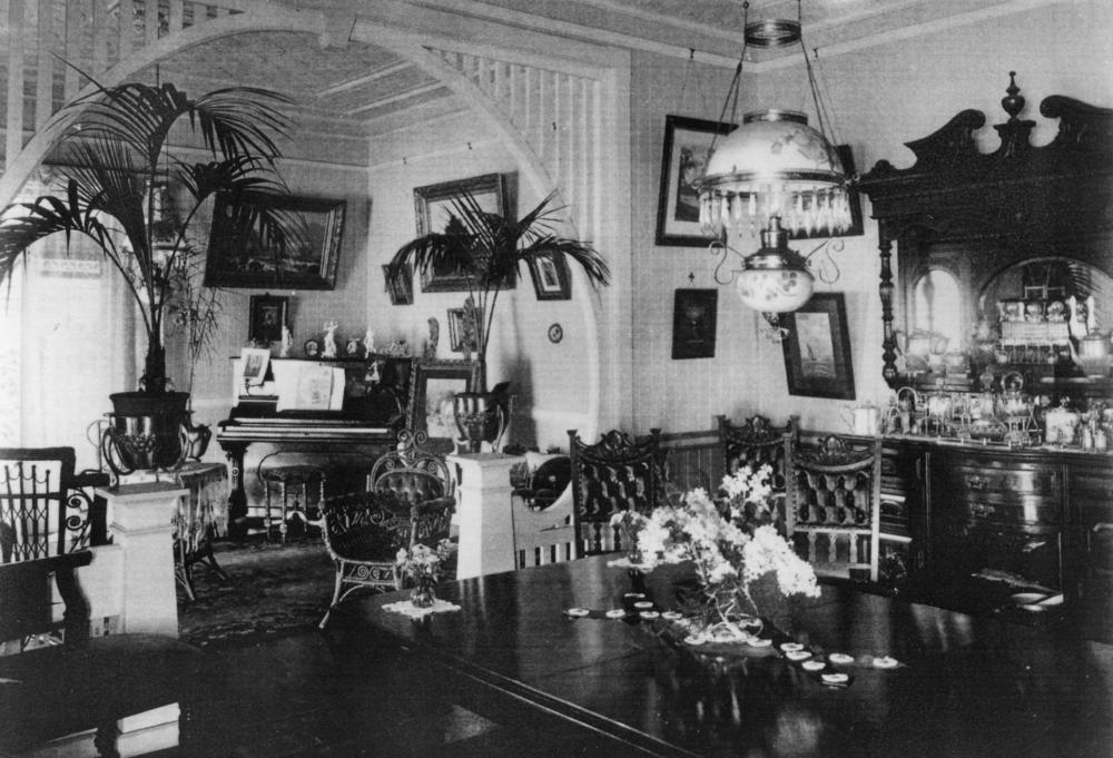 File:StateLibQld 1 127967 Dining room interior at Mimosa