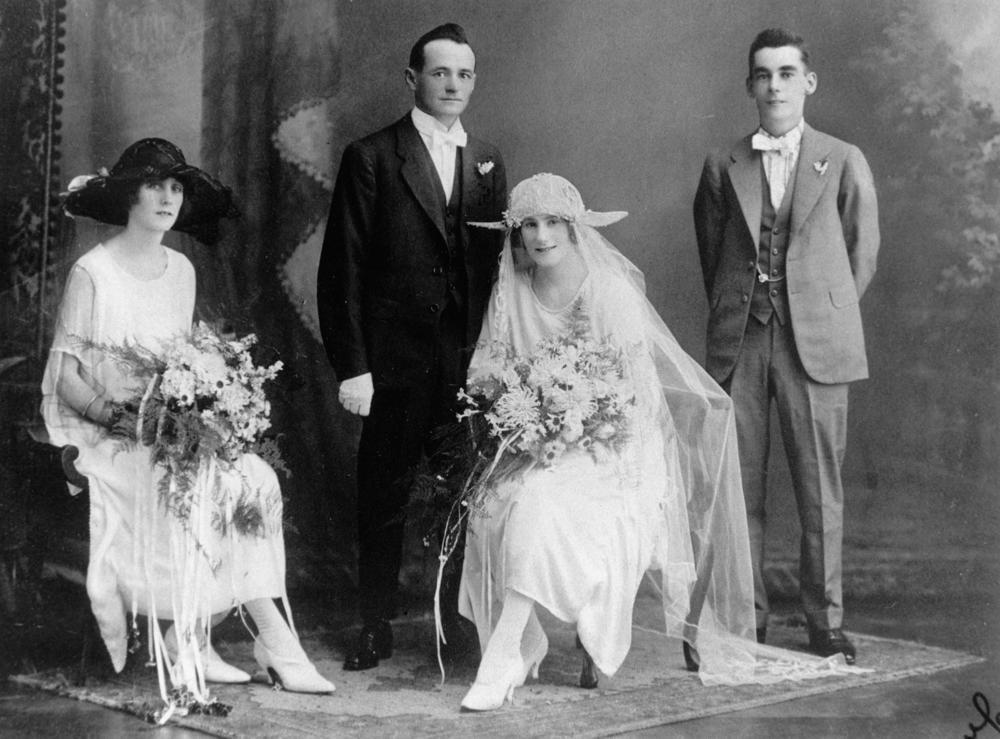 File Statelibqld 1 80359 Queensland Wedding Party Ca