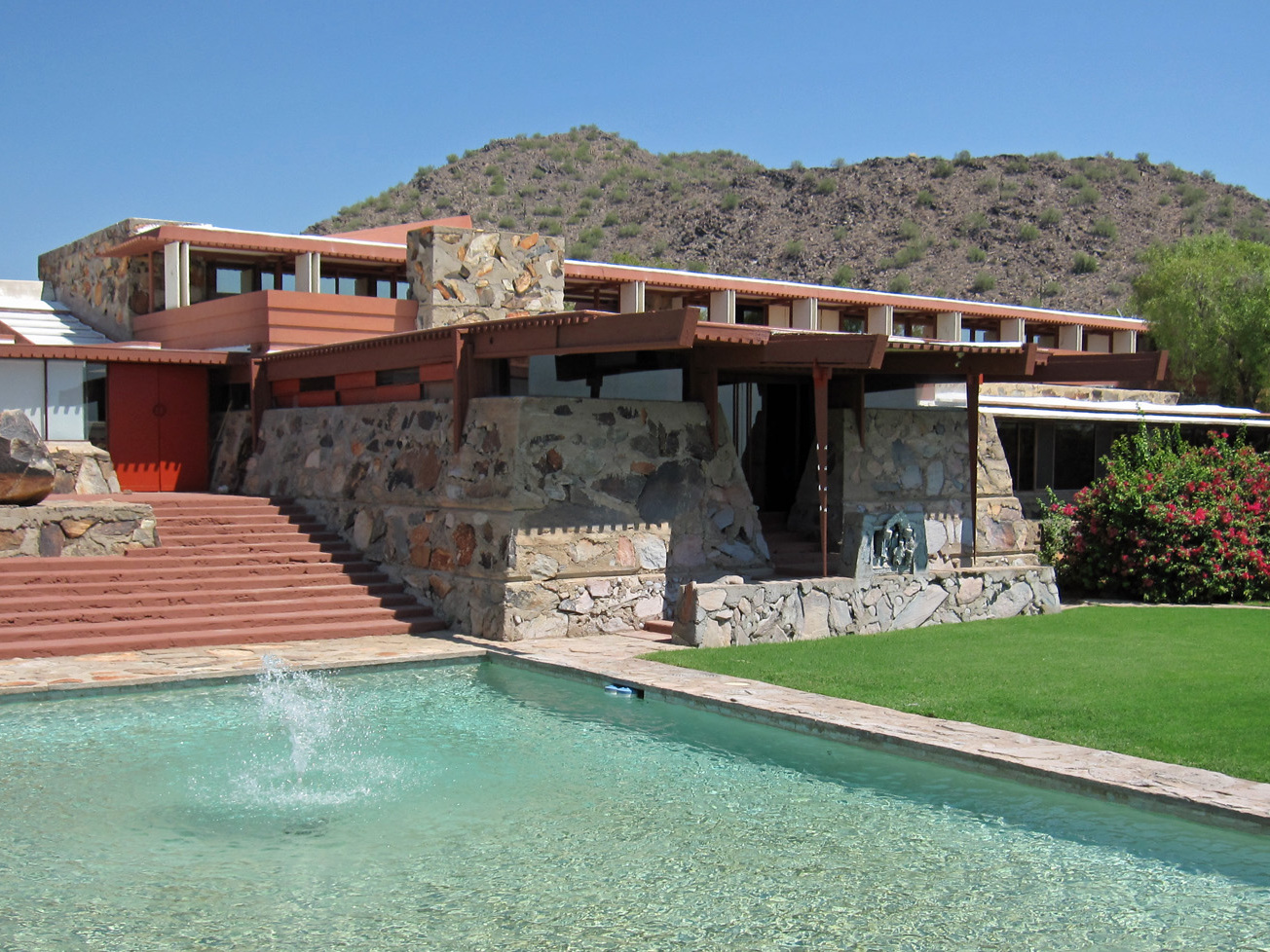 Best Places To Visit In Usa File Taliesin West Scottsdale 8226715372 Jpg