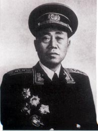 Tao Yong Chinese military personnel