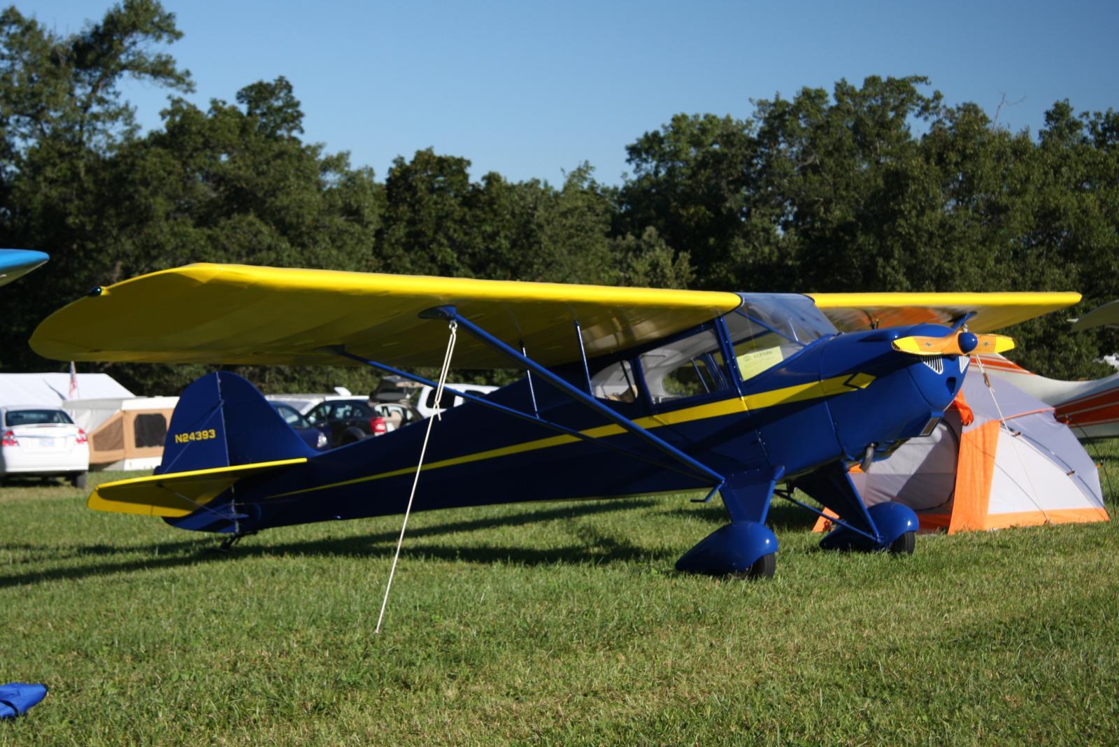 File Taylorcraft Bc 65 N24393 Jpg Wikimedia Commons