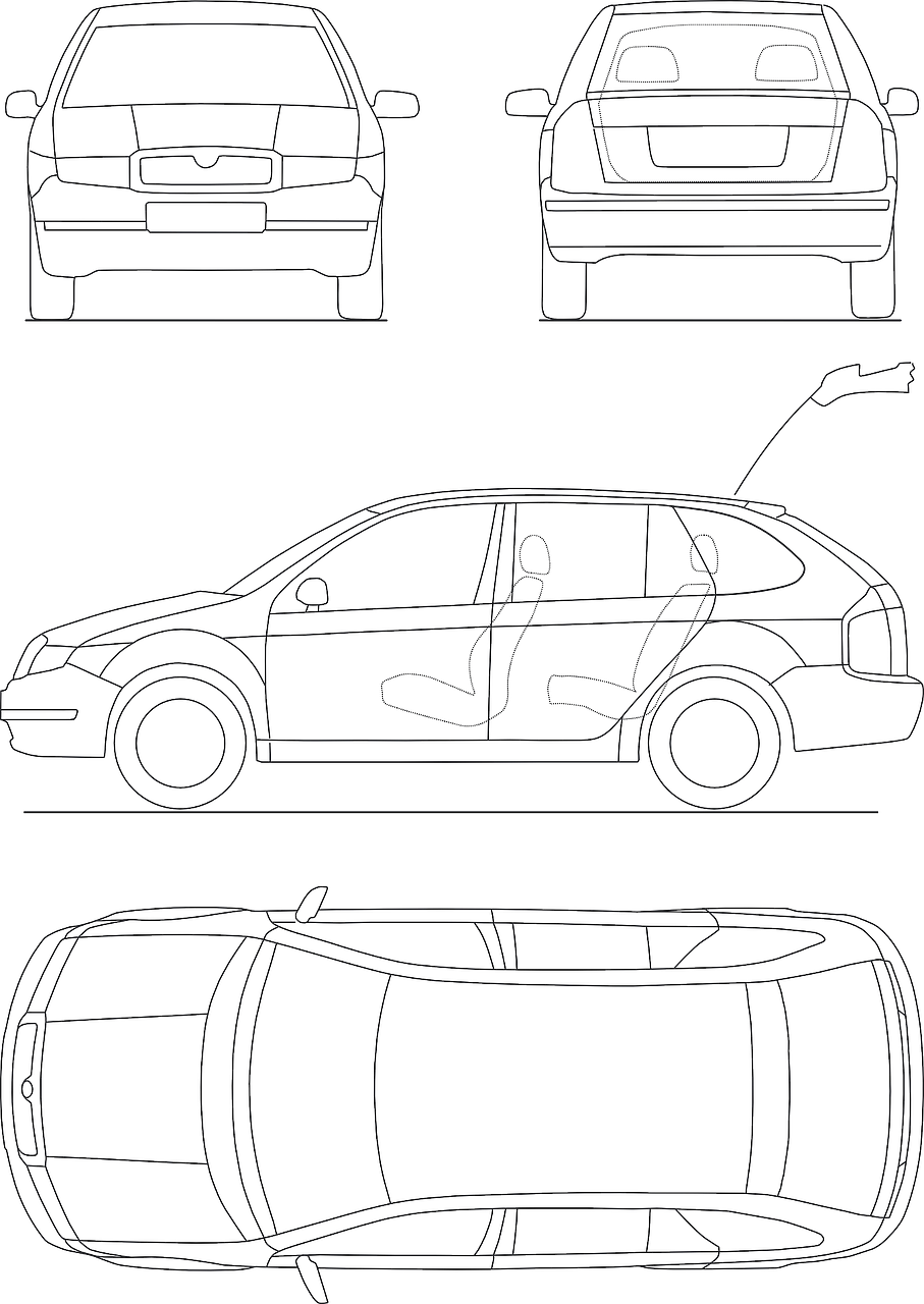 File:Technical car blueprint.png - Wikimedia Commons