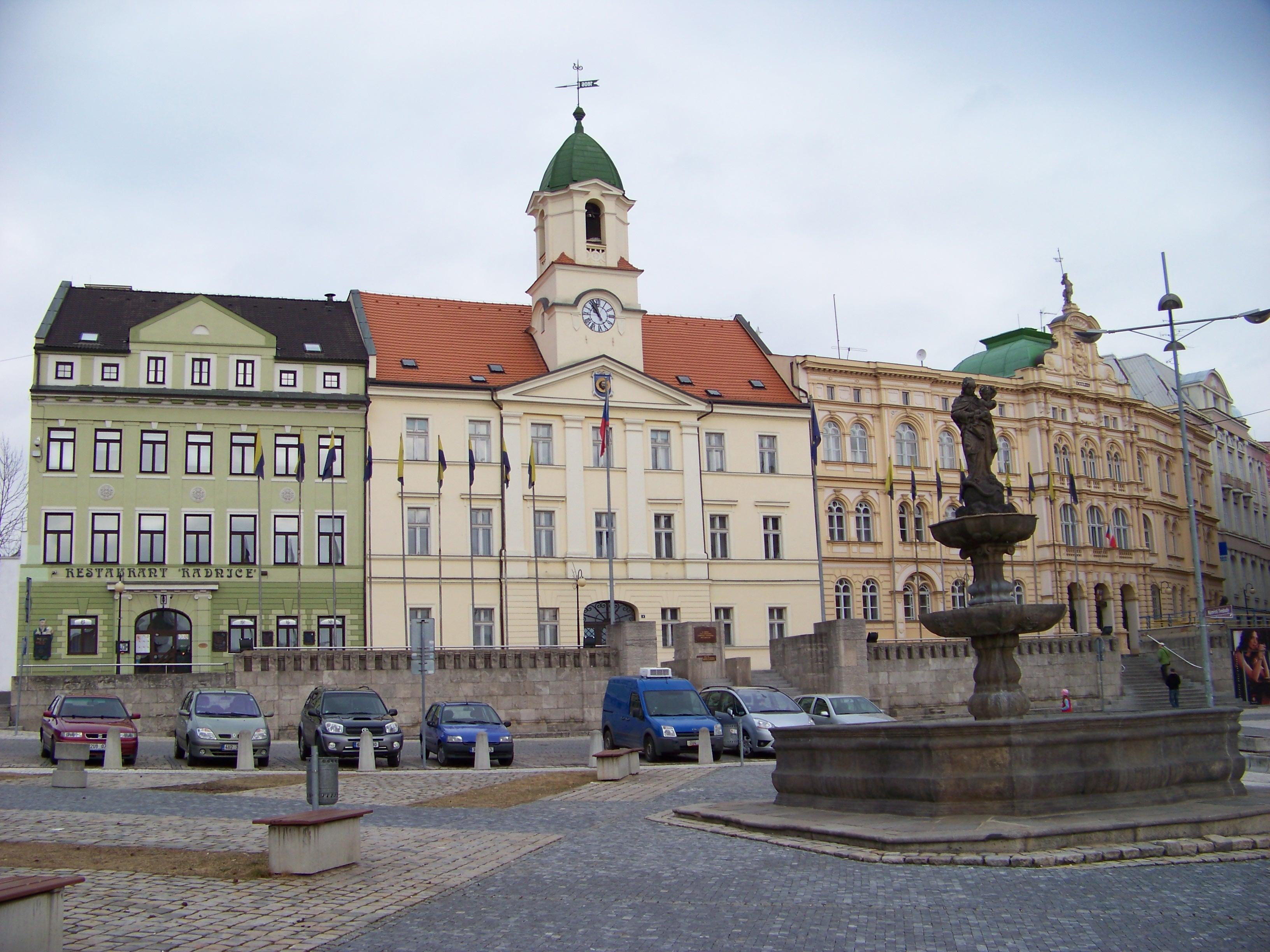 теплице город фото чехия