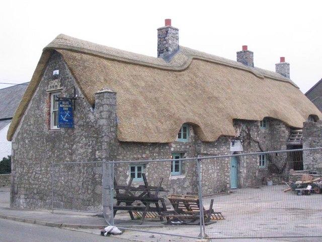 The Blue Anchor Inn - ...
