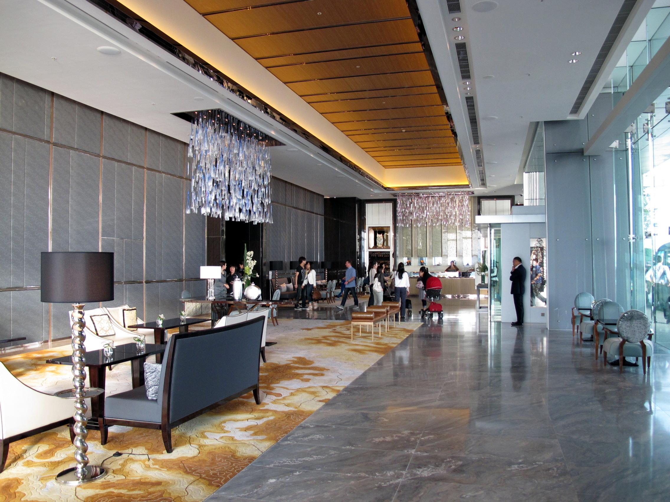 Ritz Carlton Hong Kong Room Service Menu