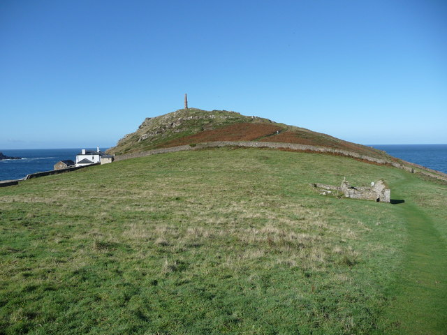 The path to Cape Cornwall - geograph.org.uk - 2106135