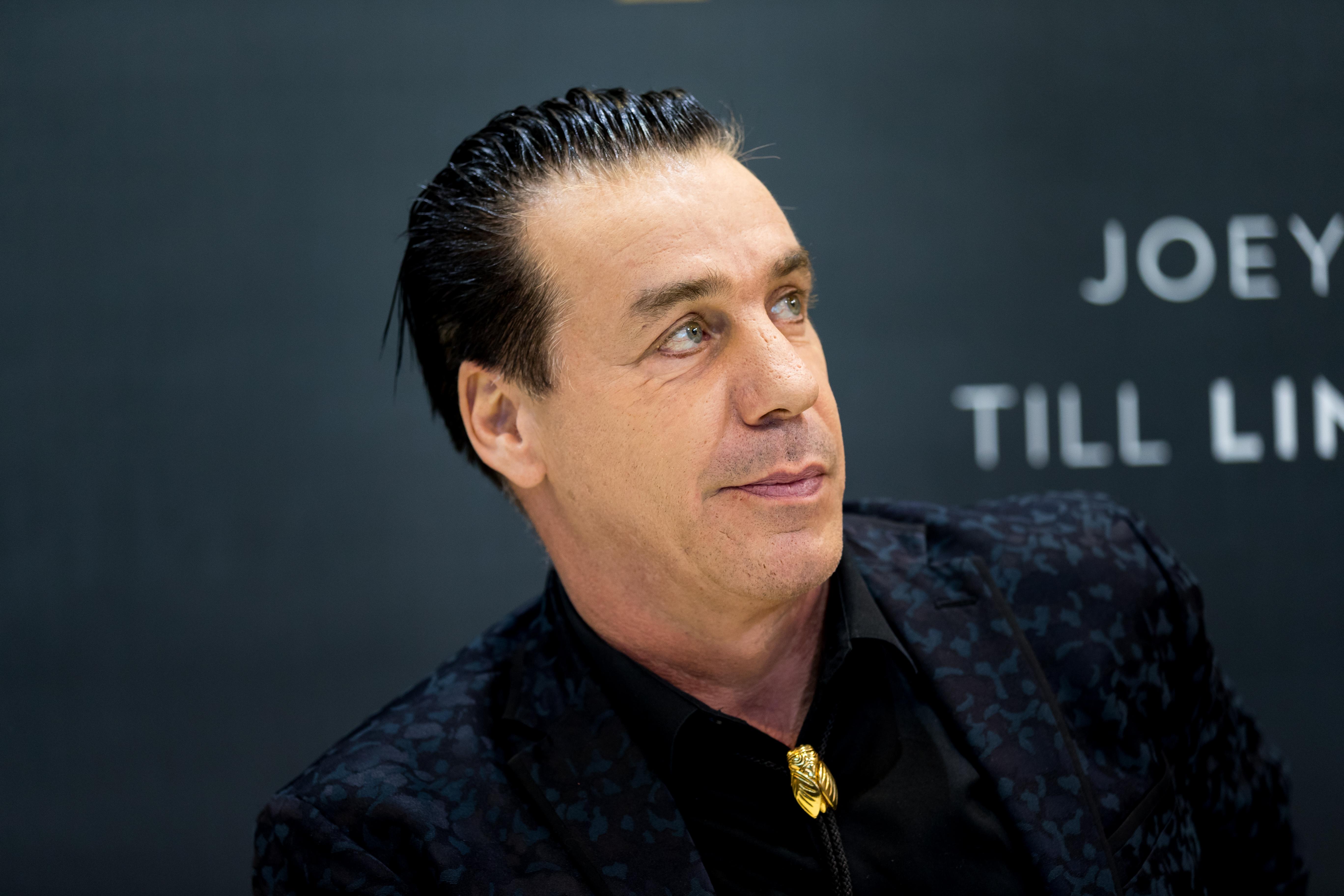 Till Lindemann Viquipèdia Lenciclopèdia Lliure