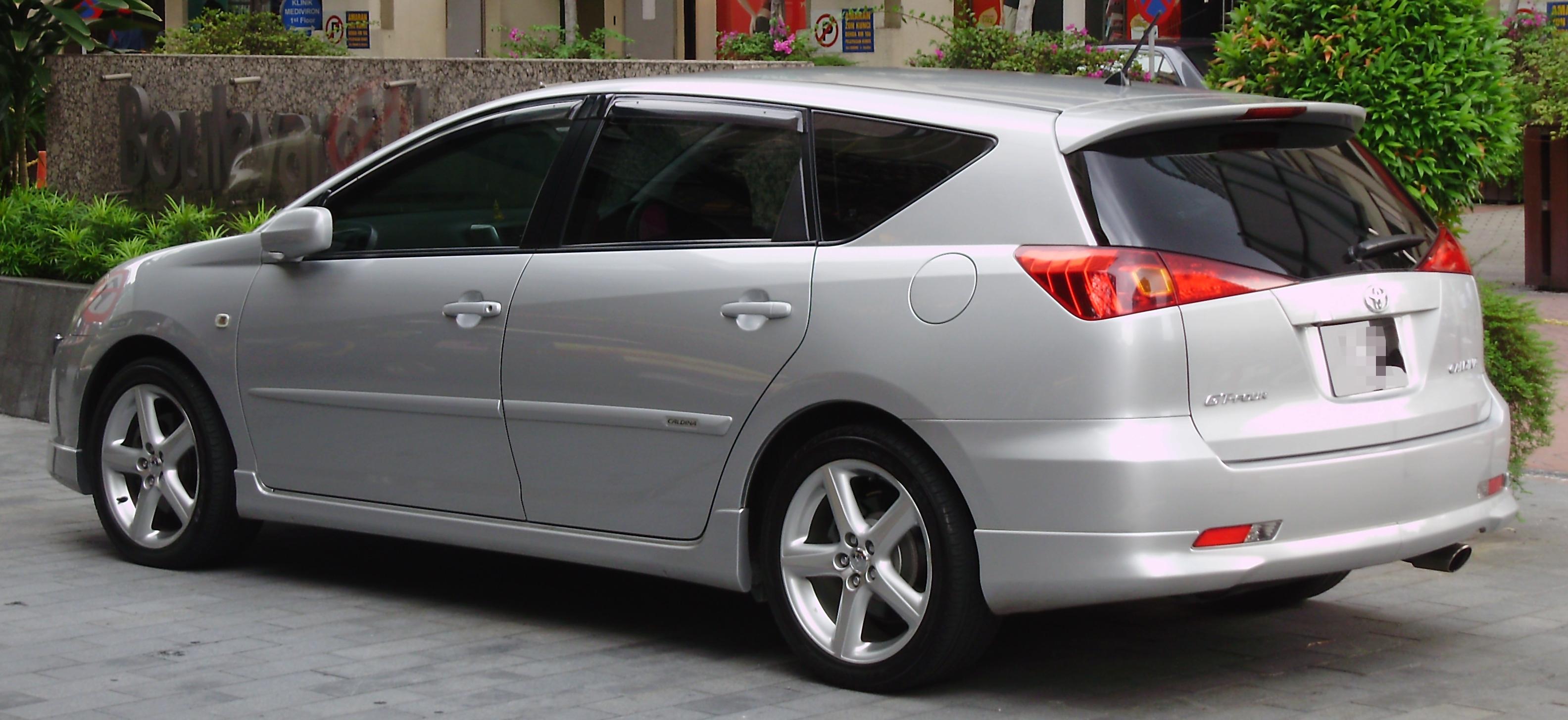 Kelebihan Toyota Caldina Review