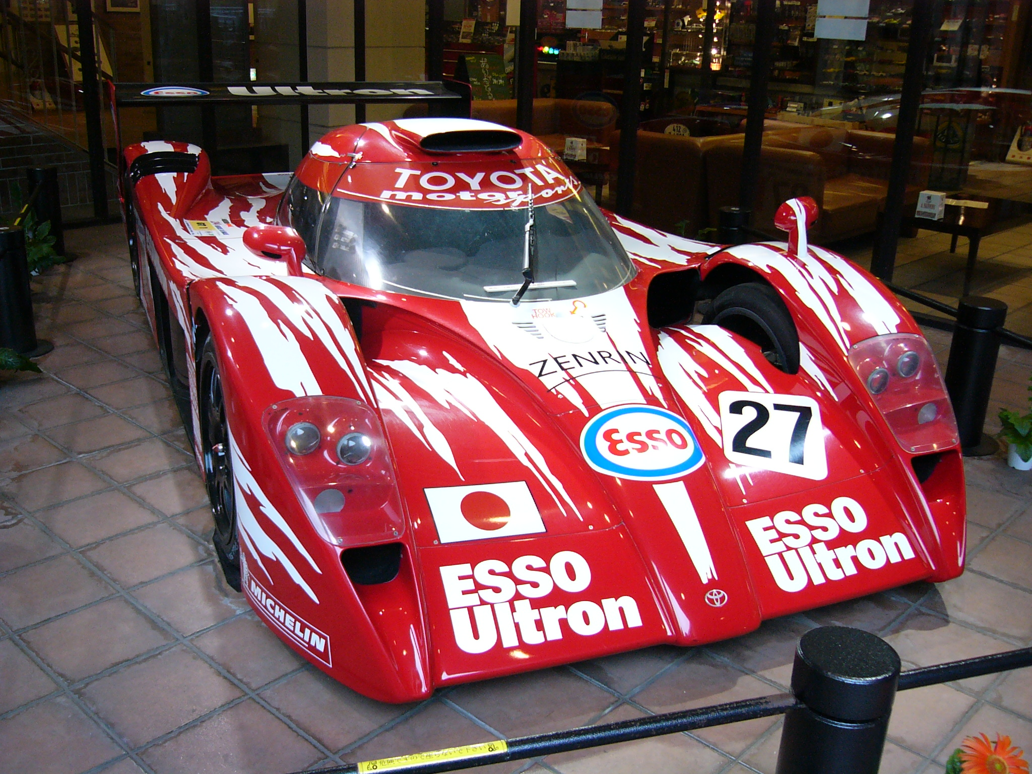 [Image: Toyota_GT-One_2005-06-02.JPG]