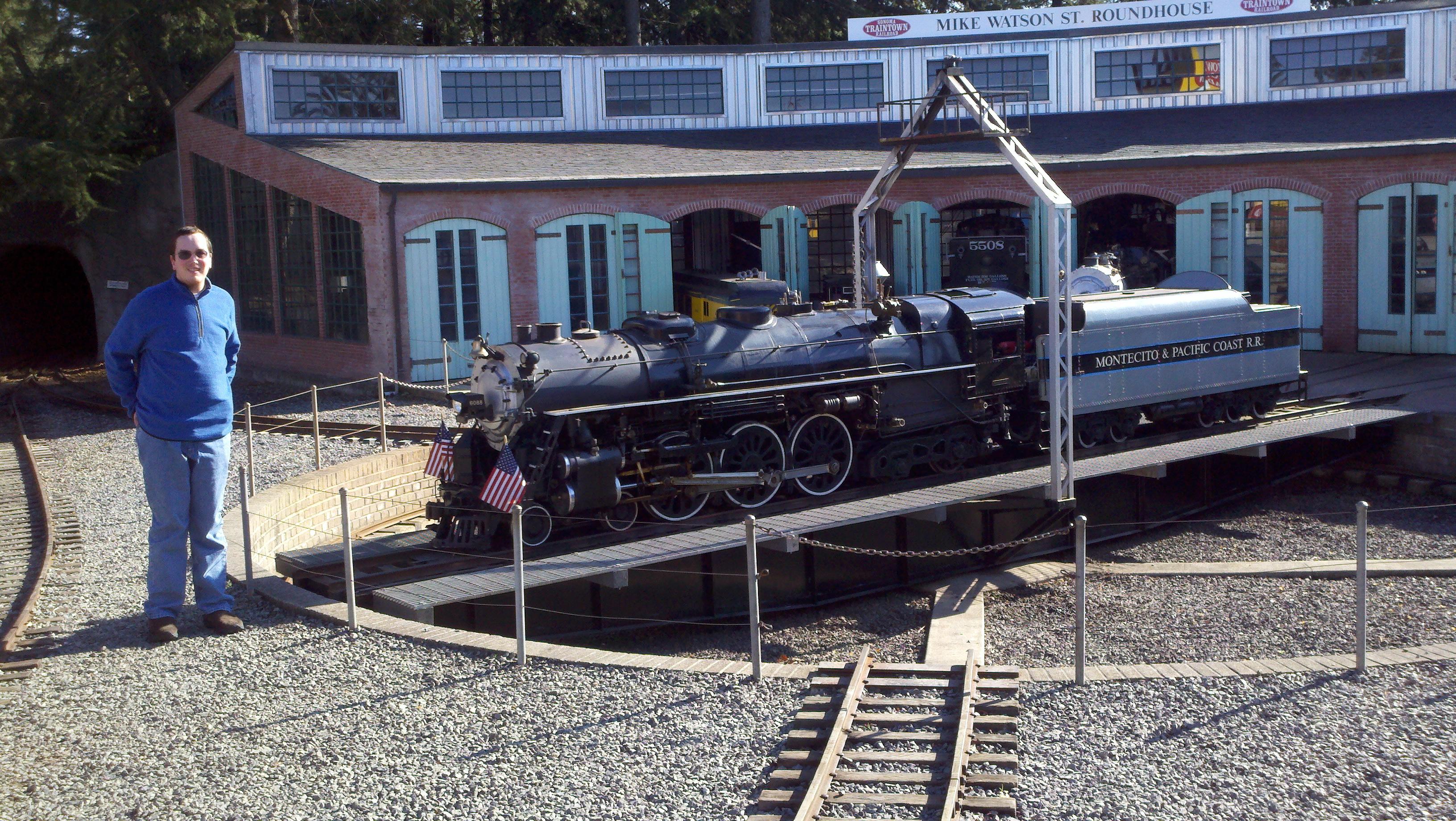 Sonoma TrainTown Railroad - Wikiwand