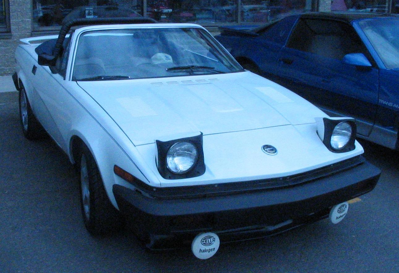 Filetriumph Tr7 Auto Classique Pièces Auto Jarry Laval 12jpg