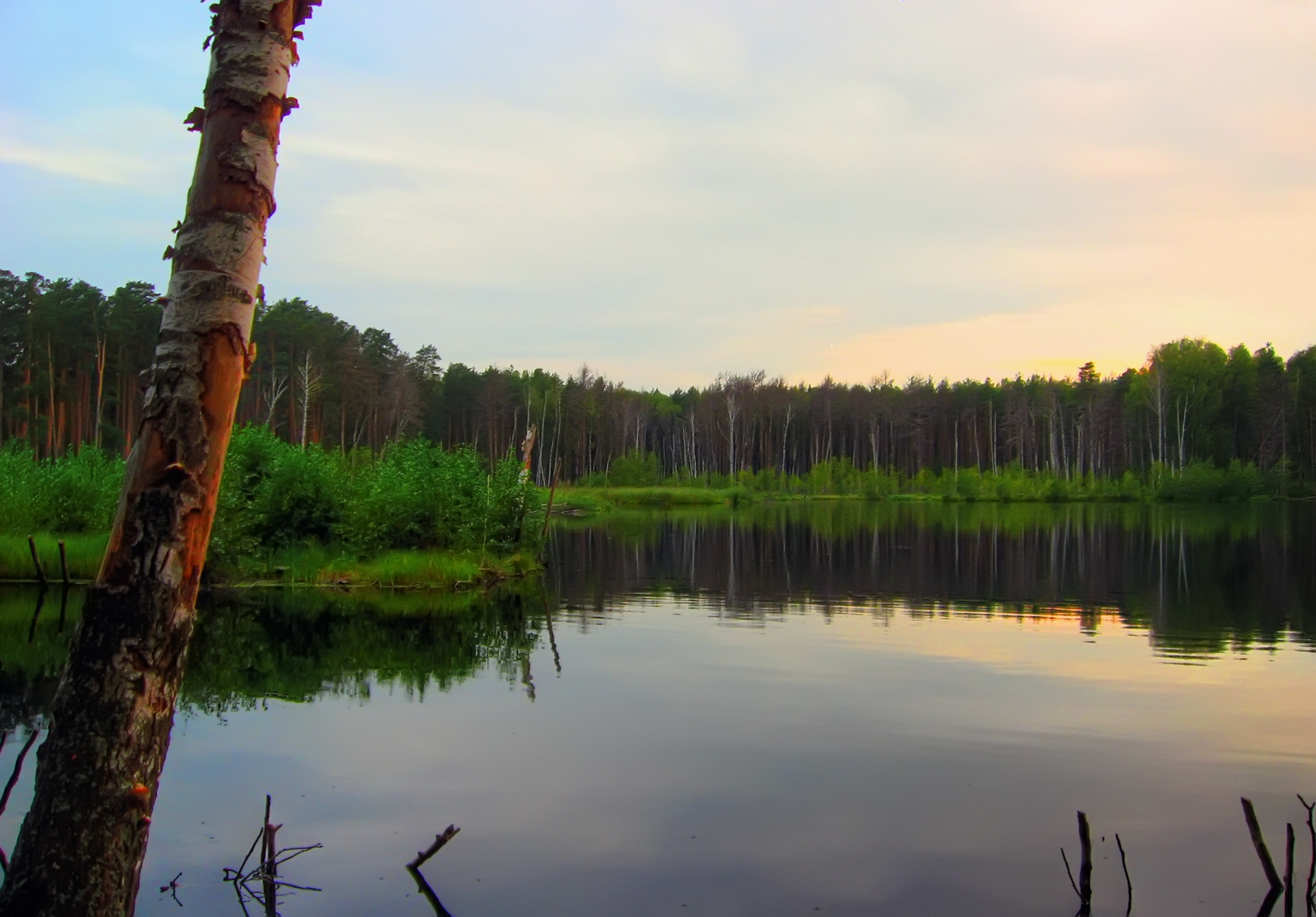святое озеро нижегородская область фото сети появился сайт