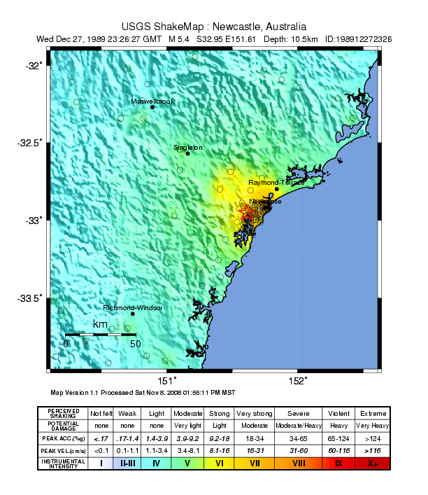 Usgs Earthquake Autos Post