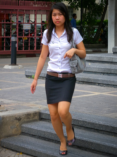File:University student in Siam Square.jpg
