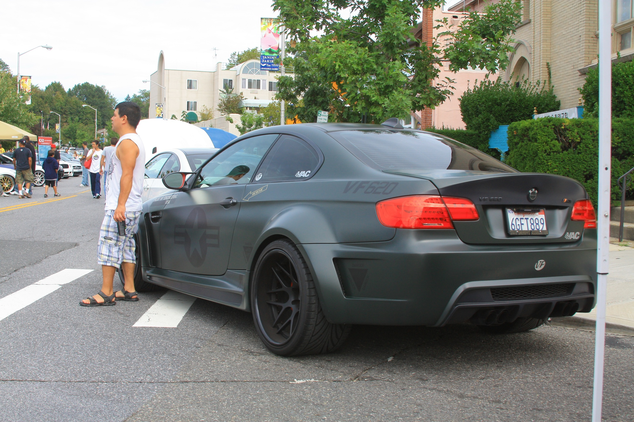 FileVF Engineering VF620 Supercharged Widebody BMW M3 E92 at the