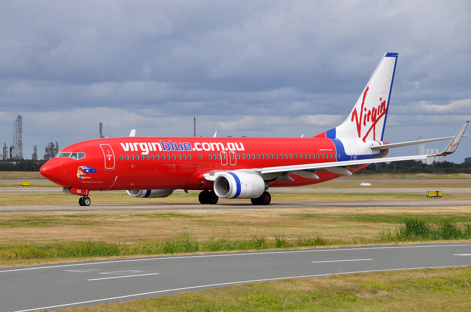 recommendations for the improvement of the virgin blue airline company