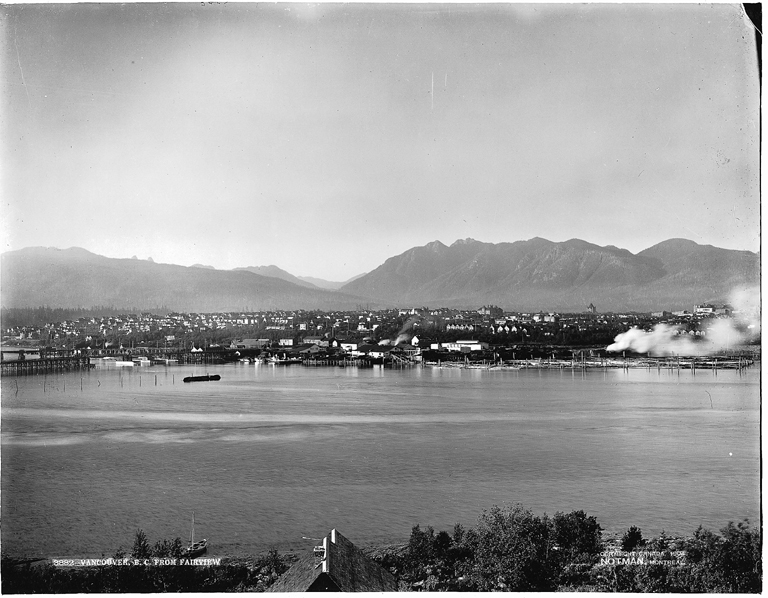 History Of Vancouver Wikipedia