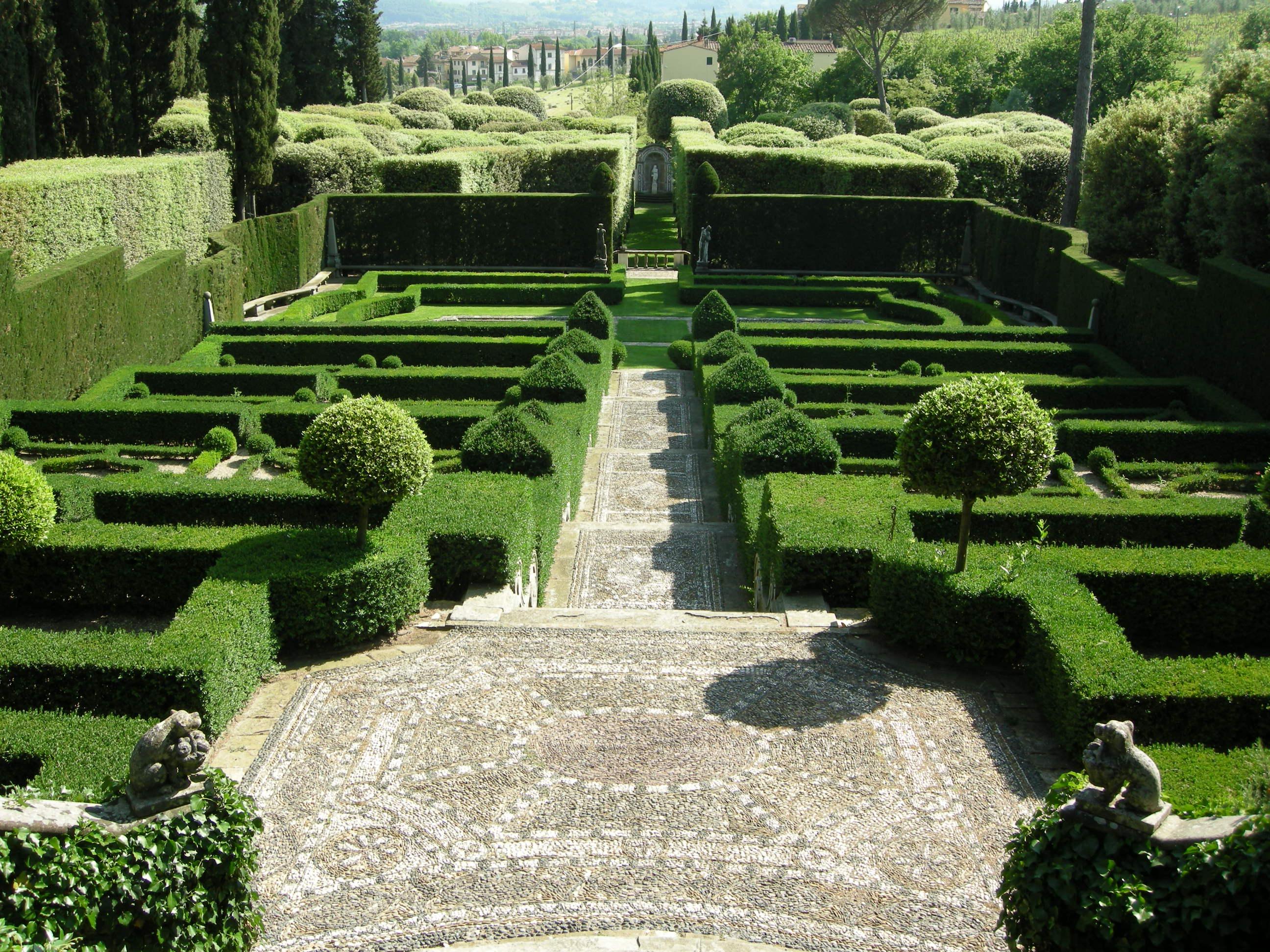 File Villa I Tatti Giardino All Italiana 05 Jpg
