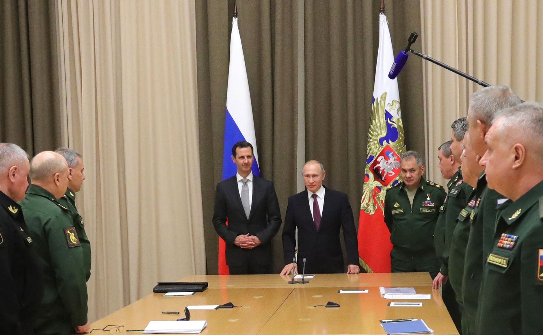 Как Лондон заставил нашу оппозицию поддерживать ввод российских войск в Сирию.