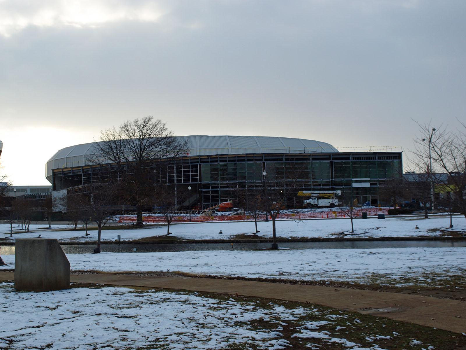 Braun Arena Weiding